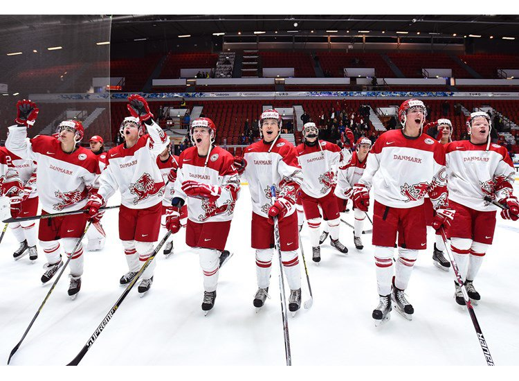 Hockey: Team Denmark Posts
