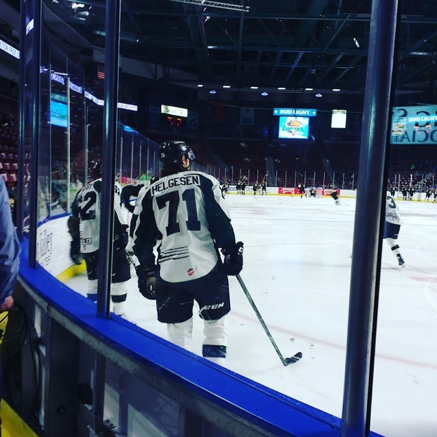 Utah Grizzlies: Weathering the Storm