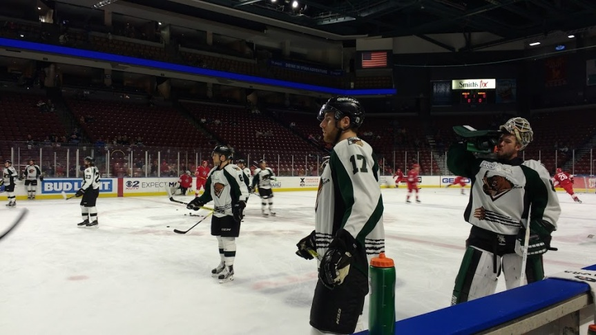 Utah Grizzlies: They're ComingHome