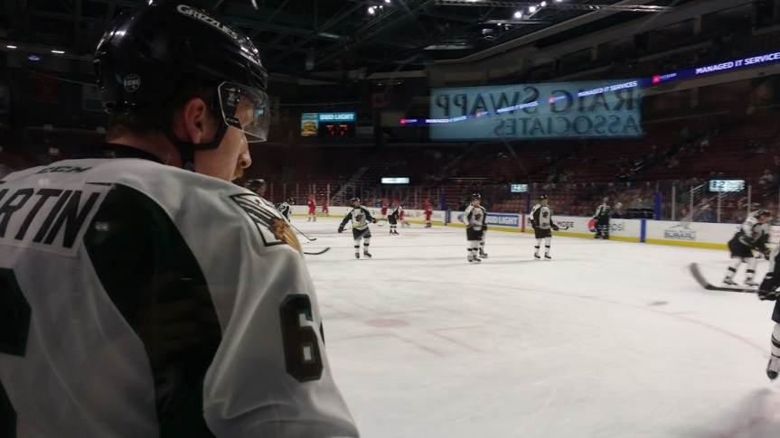 Utah Grizzlies: War of Attrition