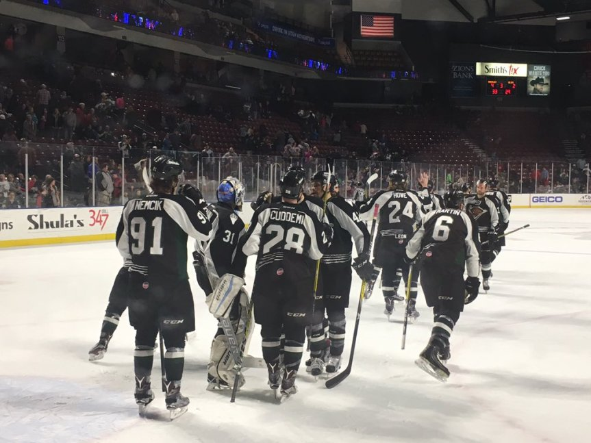Utah Grizzlies: Friday Night Fun