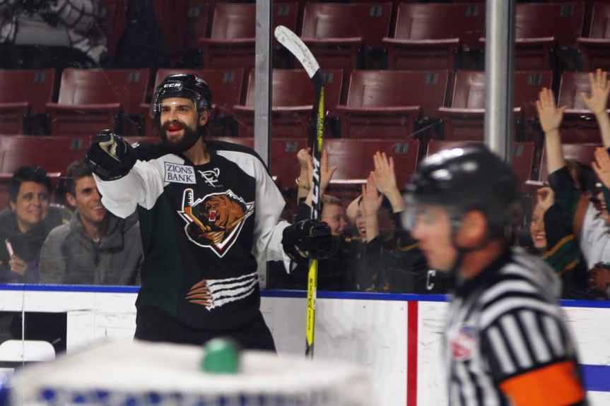 Utah Grizzlies: Storm's End