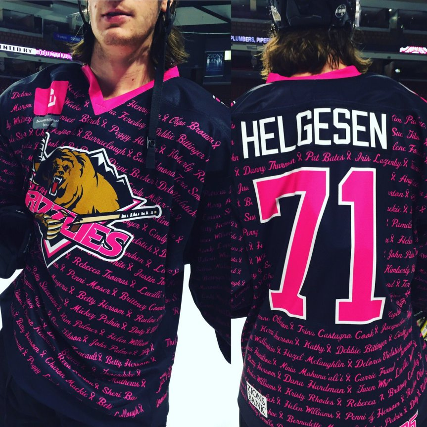 Utah Grizzlies: A Night toForget