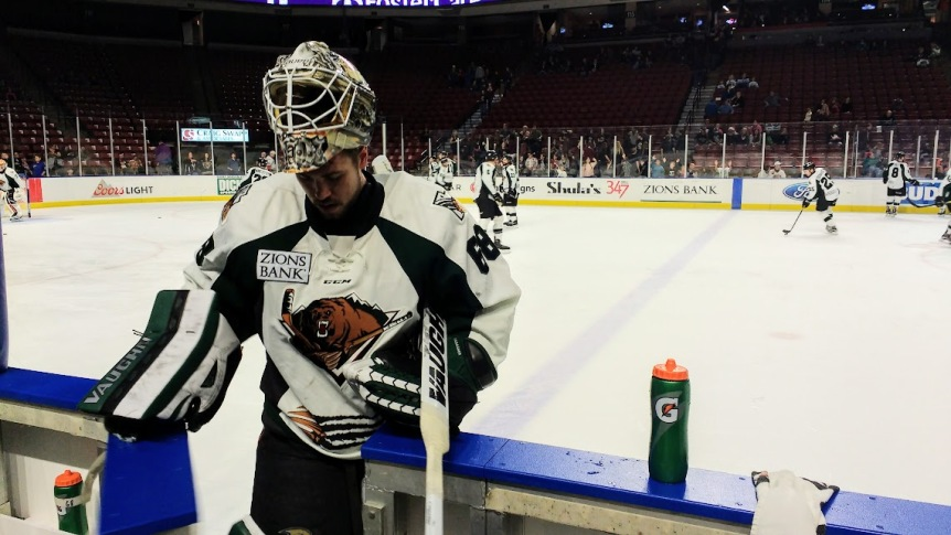 Utah Grizzlies: Shooting Gallery