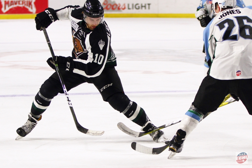 Utah Grizzlies: Ex-Zac-tly what the Doctor Ordered
