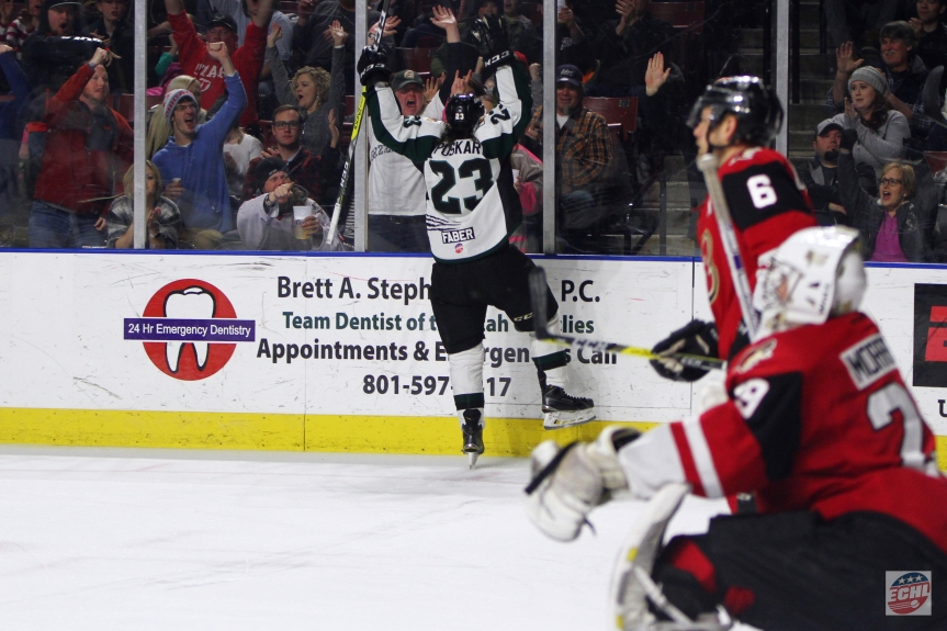 Utah Grizzlies: Heart and Soul