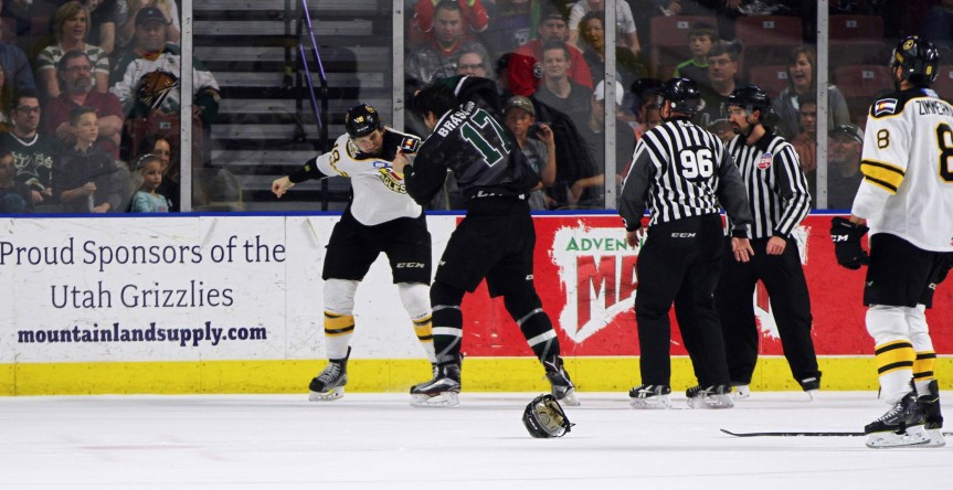 Utah Grizzlies: Hard Fought