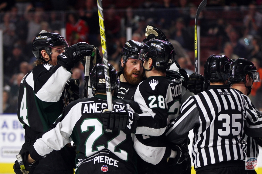 Utah Grizzlies: Swagger