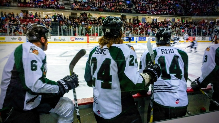 Utah Grizzlies: Turning the Tables
