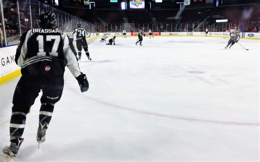 Utah Grizzlies: No Such Luck