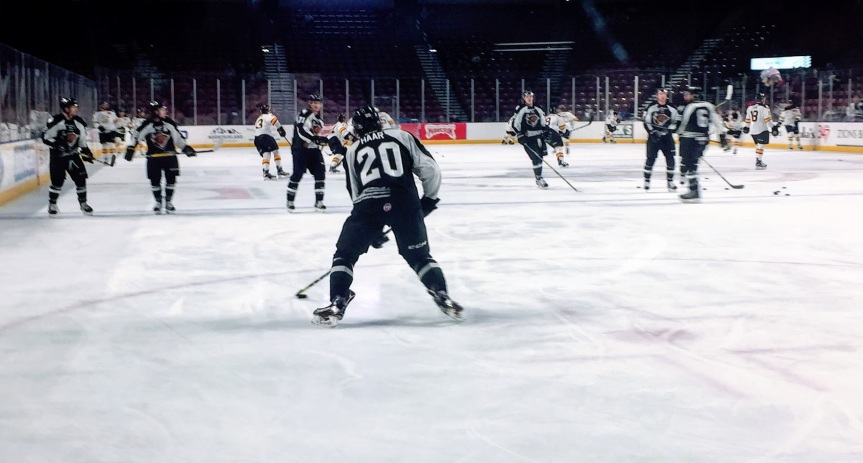 Utah Grizzlies: Death by Special Teams II
