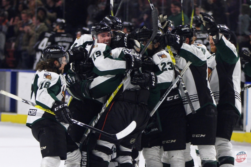 Utah Grizzlies: Don't Stop Believing
