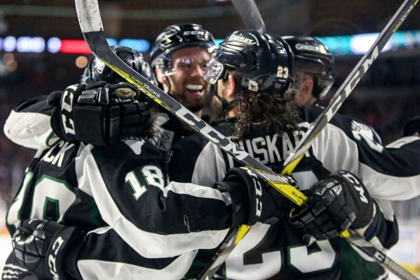 Utah Grizzlies: All Tied Up