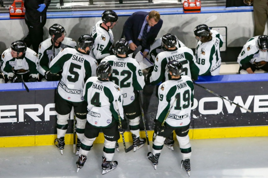 Utah Grizzlies: Another Point, Another Loss