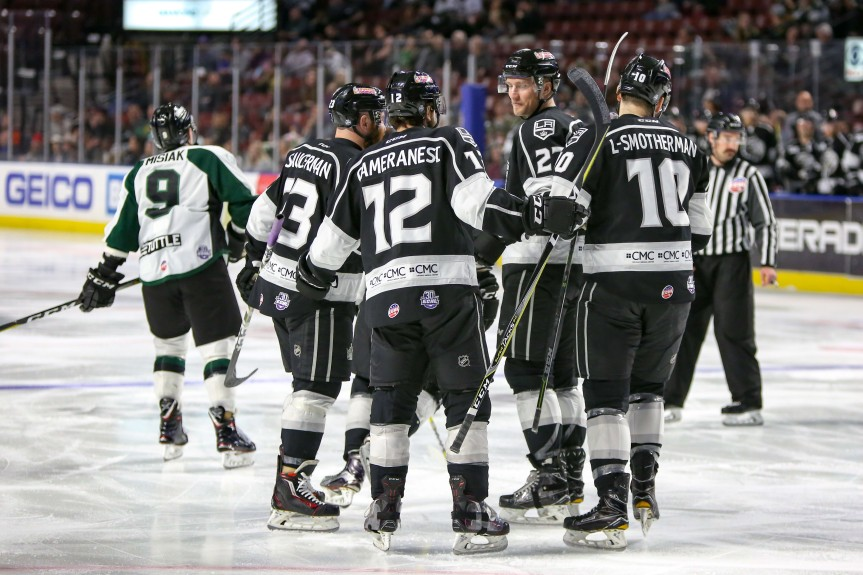 Utah Grizzlies: Unacceptable