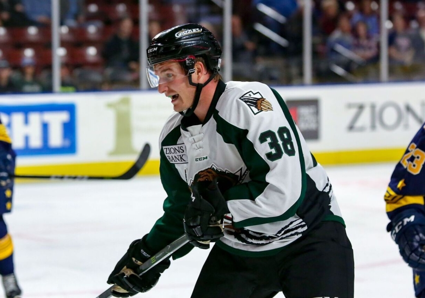 Utah Grizzlies: A Couple of Firsts