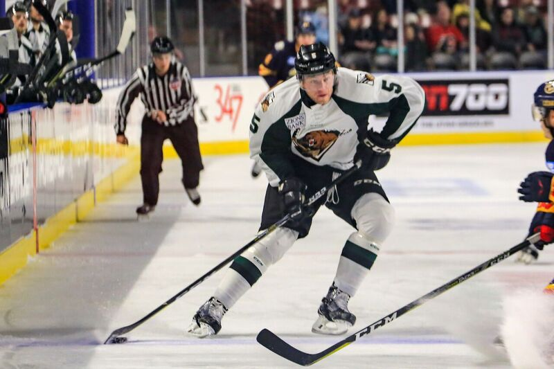 Utah Grizzlies: The Road Home