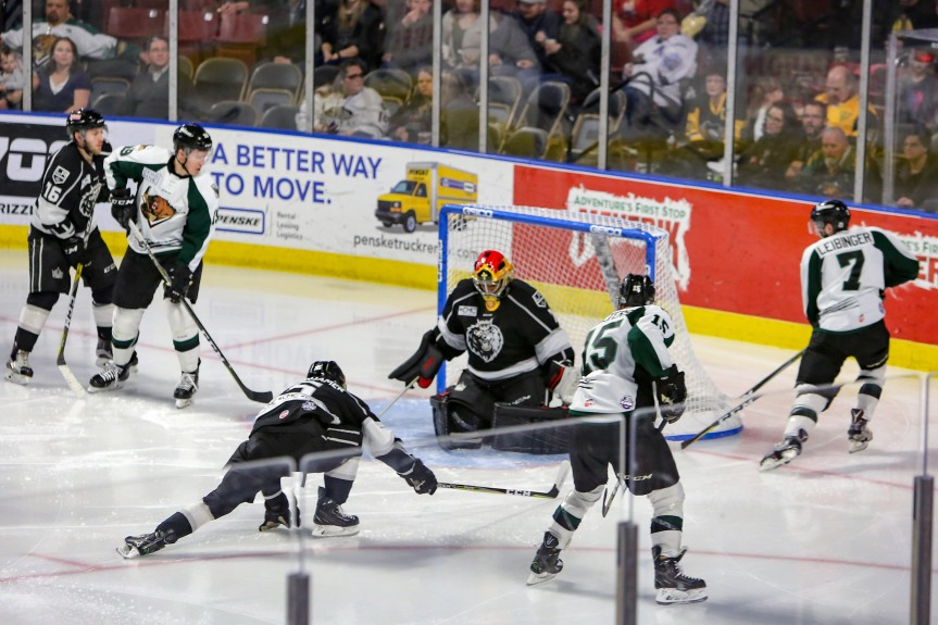 Utah Grizzlies: For Want of a Goal…