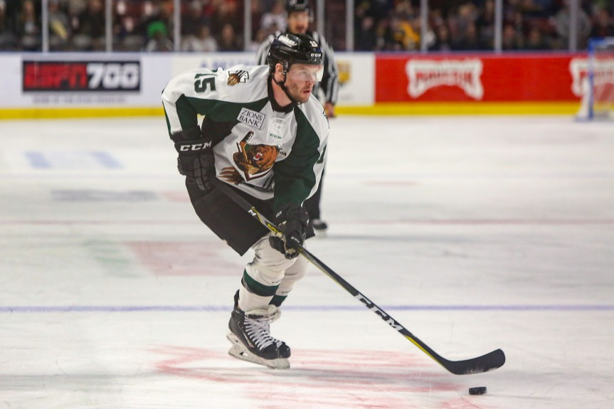 Utah Grizzlies: The Good, the Bad, and theUgly