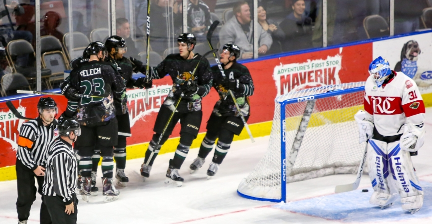 Utah Grizzlies: The Phantom Menace