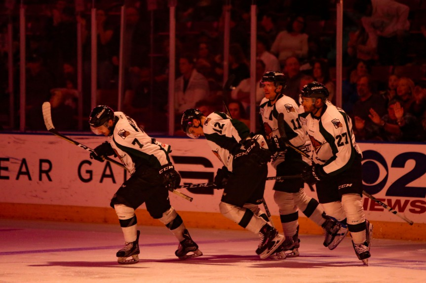 Utah Grizzlies: Holiday Cheer