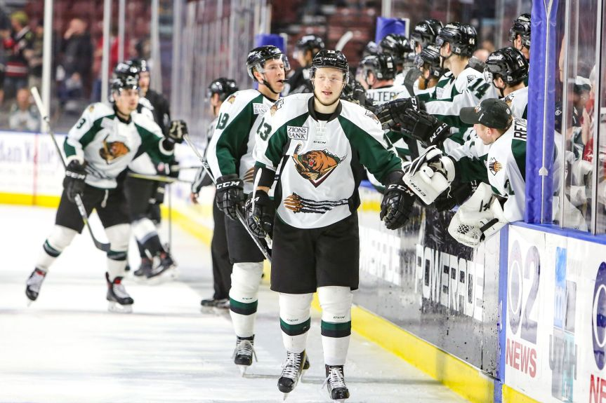 Utah Grizzlies: A Tale of Two Ryans