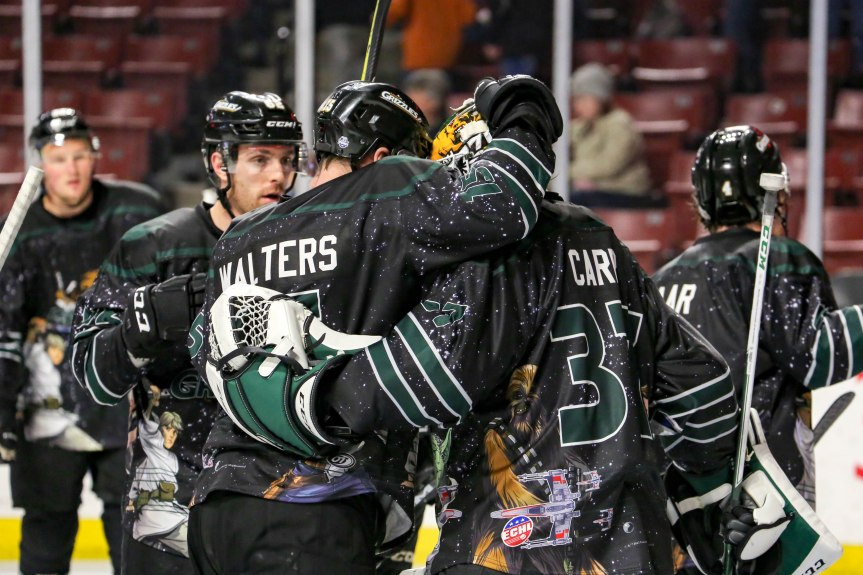 Utah Grizzlies: Captain Clutch