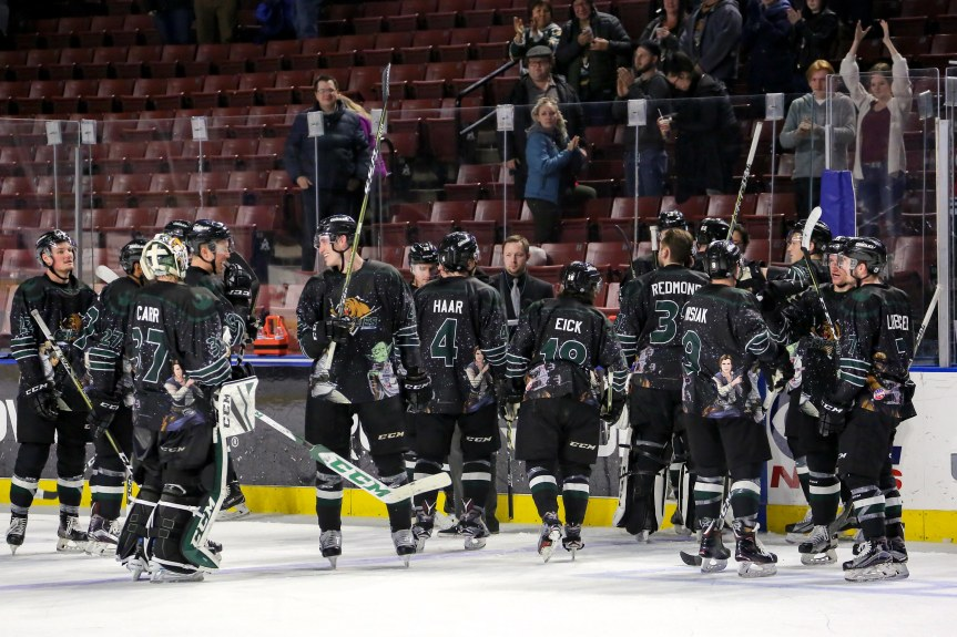 Utah Grizzlies: Return of the Jedi