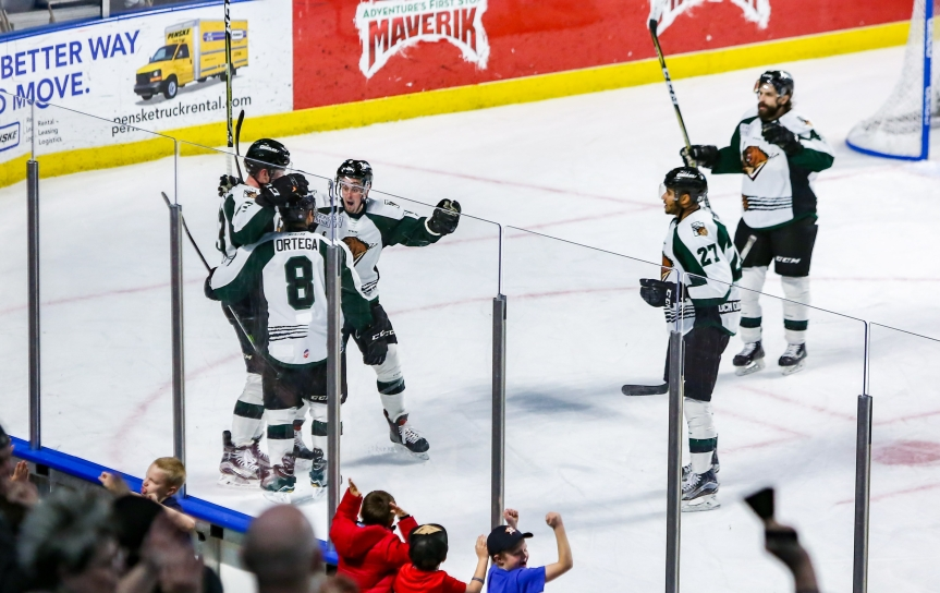 Utah Grizzlies: Road-trip Redemption