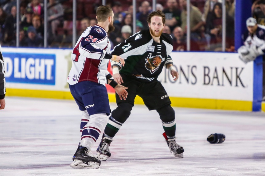 Utah Grizzlies: Wild Wednesday Woes