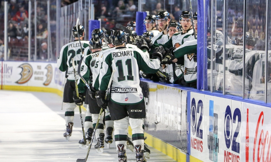 Utah Grizzlies: RicHart and Soul