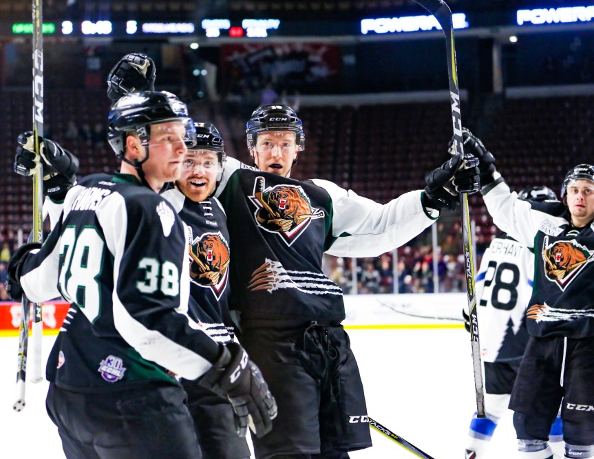 Utah Grizzlies: Uphill Battle
