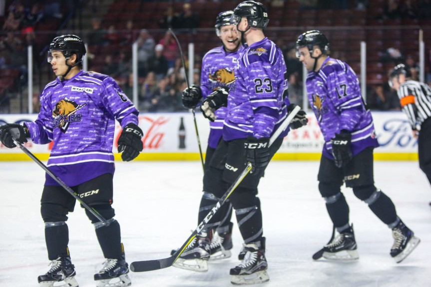 Utah Grizzlies: Staying Hot