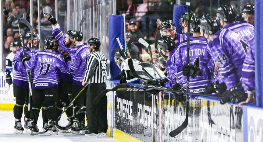 Utah Grizzlies: The Unexpected
