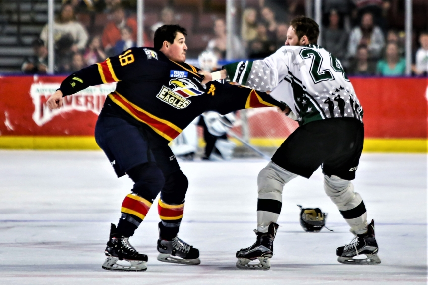 Utah Grizzlies: Keep Your Friends Close…