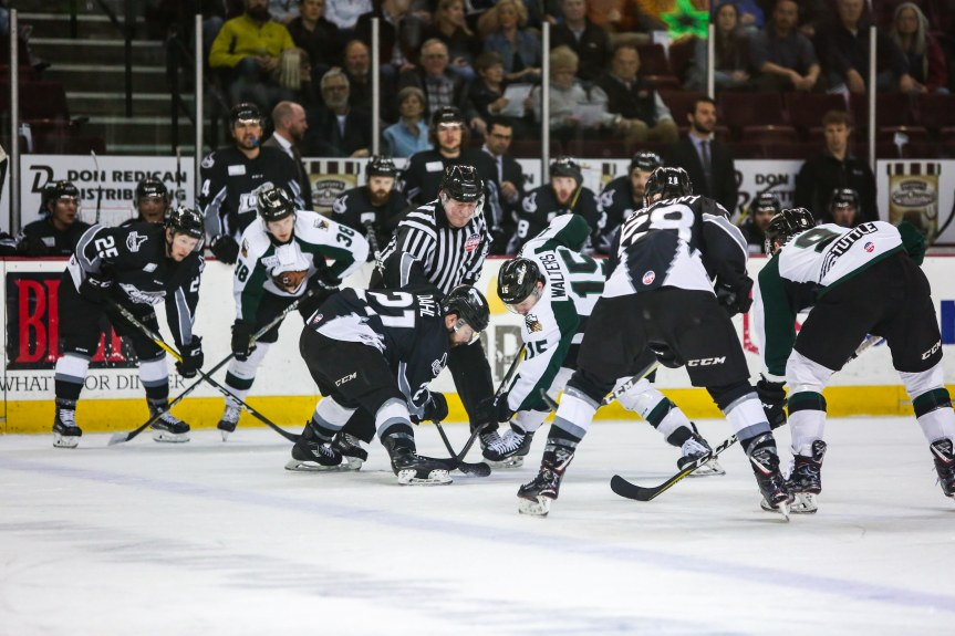 Utah Grizzlies: Flat as a Pancake