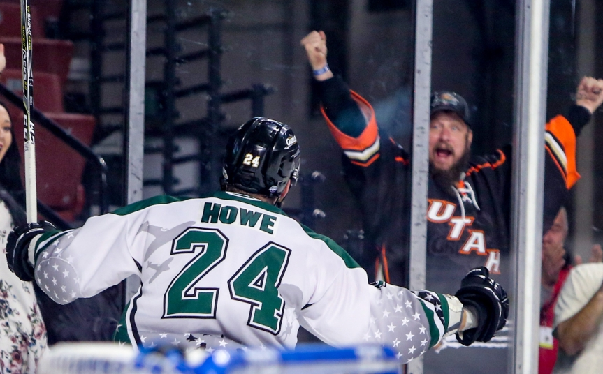 Utah Grizzlies: Howe Sweet is Victory