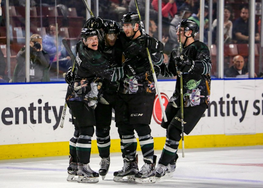 Utah Grizzlies: Keeping it Close