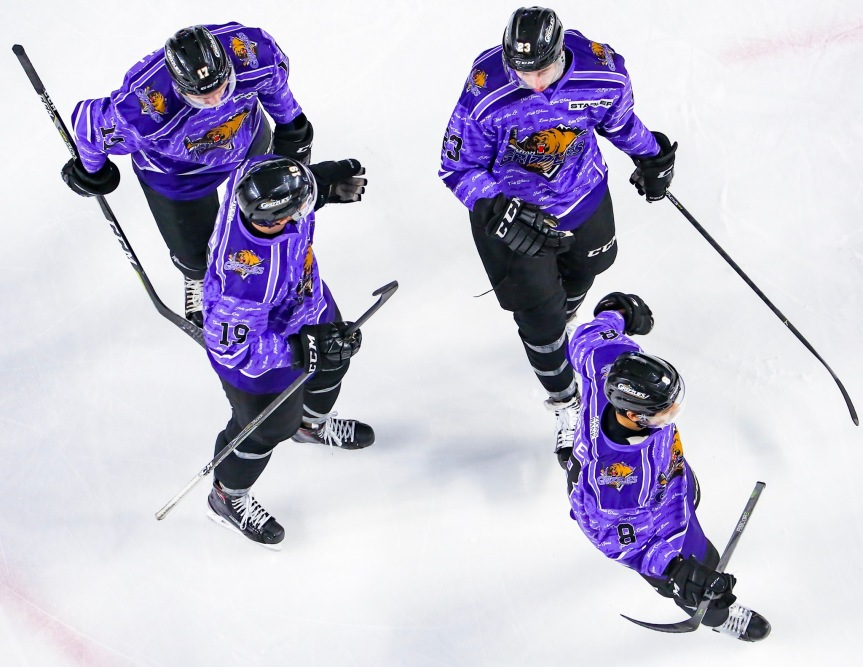 Utah Grizzlies: Pedal to the Metal