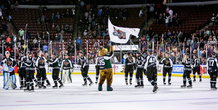 Utah Grizzlies: Goals Return at Season's End