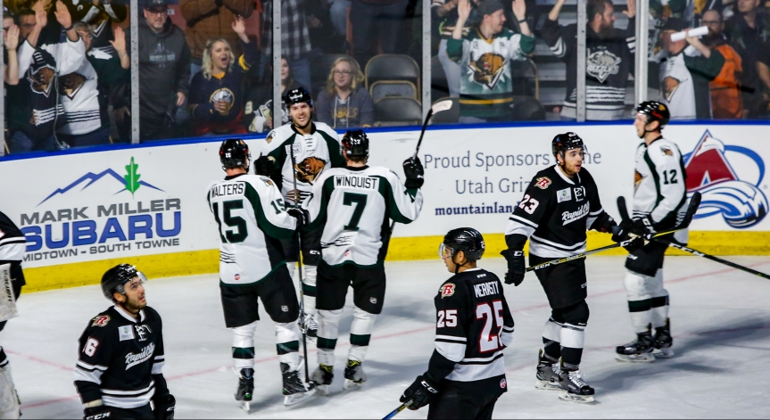 Utah Grizzlies: A Winning Note