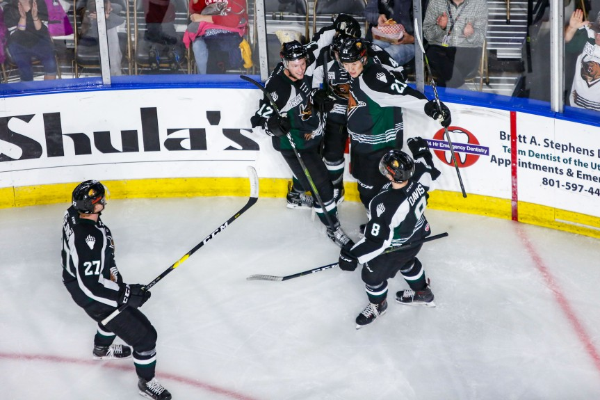 Utah Grizzlies: A Good Thing