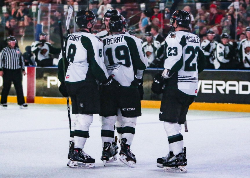 Utah Grizzlies: Never a Dull Moment
