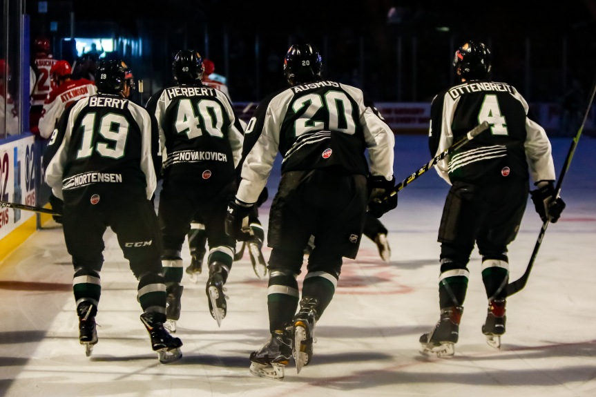 Utah Grizzlies: A Clean Sweep