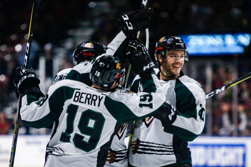 Utah Grizzlies: No Signs of Stopping