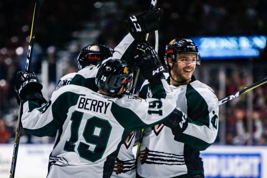 Utah Grizzlies: No Signs ofStopping