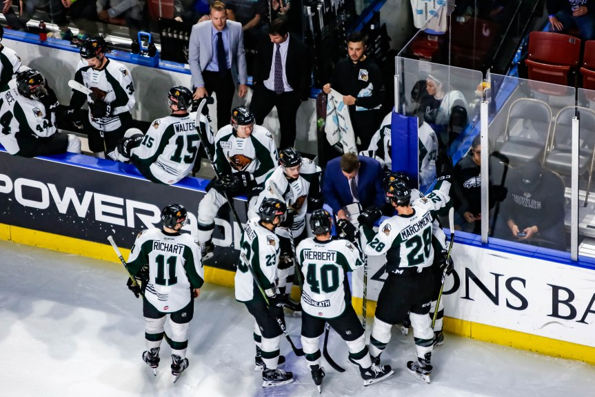 Utah Grizzlies: Coming Up Short