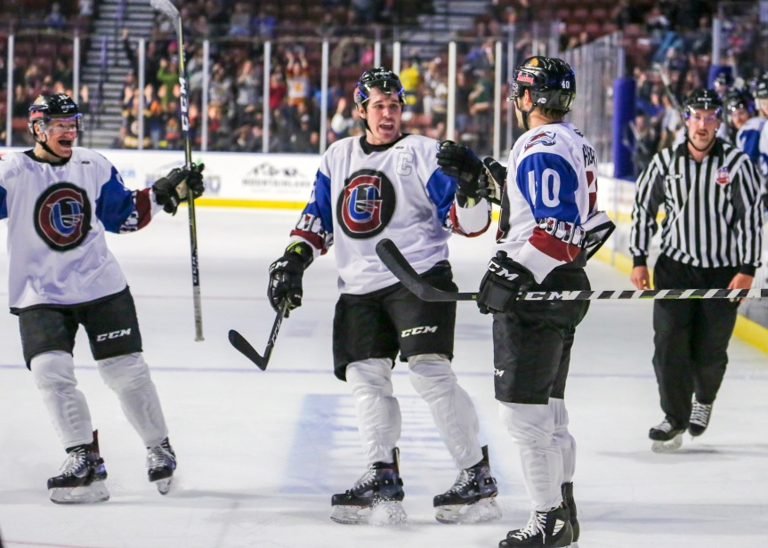 Utah Grizzlies: More in the Tank
