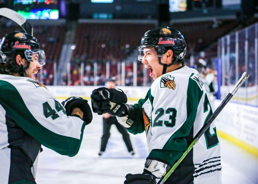 Utah Grizzlies: Fuel on the Fire