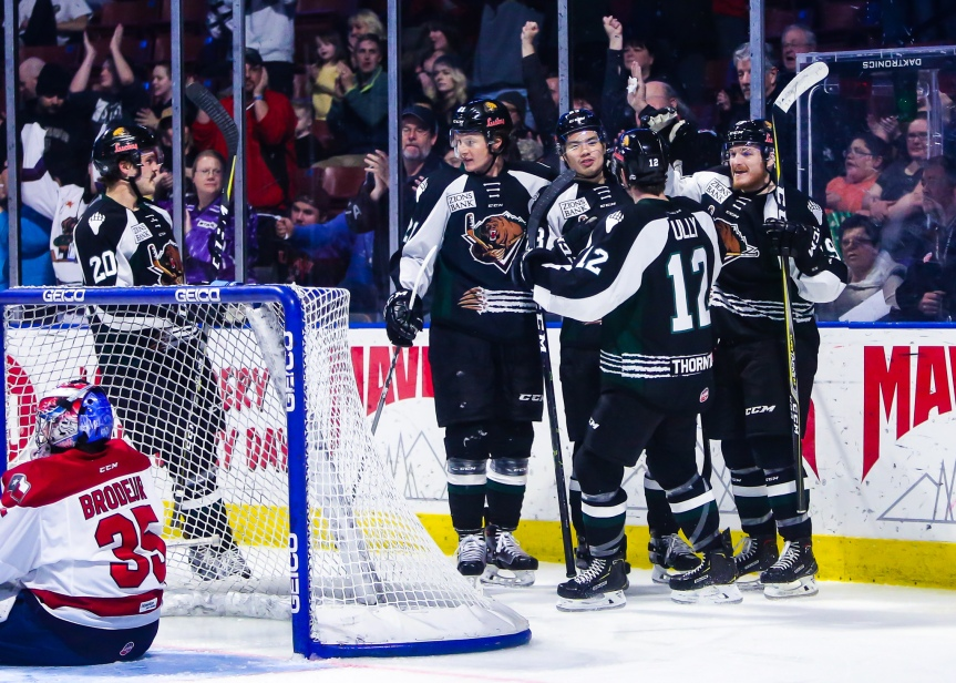 Utah Grizzlies: Black Friday Winners